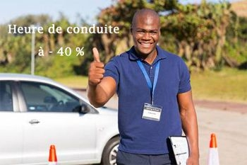 Votre forfait de 20 heures de conduite pour votre permis de conduire avec un formateur qualifié d'auto école proposé par Deals Guadeloupe