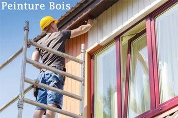 FORFAIT peinture façade bois à 16€/M² au lieu de 30€ pour votre maison par un peintre professionnel qualifié sur Deals Guadeloupe