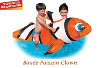 BOUEE POISSON CLOWN 157 CM