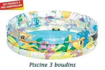 PISCINE RONDE 122 X 25 CM