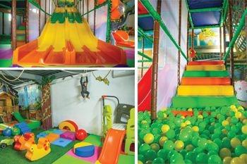 Génial ce parc de loisirs intérieur et extérieur pour les enfants de 4 à 12 ans proposé par Deals Guadeloupe