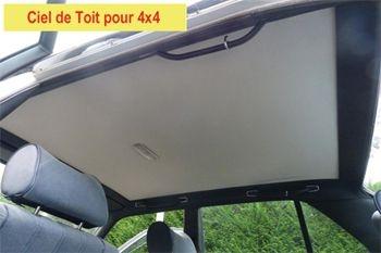 A partir de 308 € au lieu de 450 € le revêtement du ciel de toit de votre voiture 4x4, SUV, Break