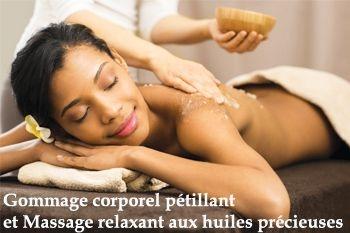 49 € au lieu de 125 € un Soin Zen Holiday avec gommage et massage du corps aux huiles précieuses