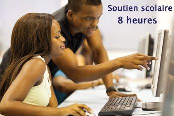 8 heures de soutien scolaire avec Deals Guadeloupe de la primaire à la Terminale avec préparation au bac de Français et d'Anglais