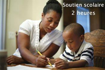 Soutien scolaire (forfait 2 heures) avec Deals Guadeloupe de la Primaire à la Terminale avec préparation au bac de Français et d'Anglais