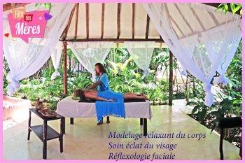 Une Parenthèse détente corps, visage et réflexologie faciale pour la fête des mères avec Deals Guadeloupe
