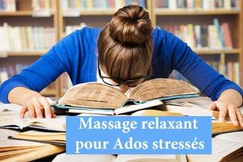 30 € au lieu de 40€ un soin du dos adapté aux ados stressés à l'approche des examens - c'est sur Deals Guadeloupe