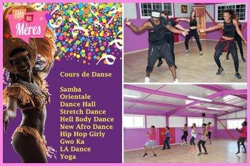38€ au lieu de 45€ l'abonnement d'un mois en école de danse au son des musiques et danses d'hier et d'aujourd'hui avec Deals Guadeloupe