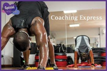 15 € au lieu de 26€ pour 1 séance de coaching express personnalisé en salle de sport avec Deals Guadeloupe