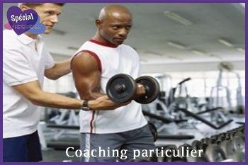 24€ au lieu de 40€ pour 2 séances de coaching personnalisé en salle de sport afin d'atteindre votre objectif santé avec Deals Guadeloupe