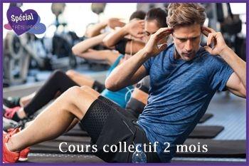 96€ au lieu de 113,80€ un abonnement de 2 mois en salle de sport qui allie plusieurs disciplines pour une meilleure santé par Deals Guadeloupe
