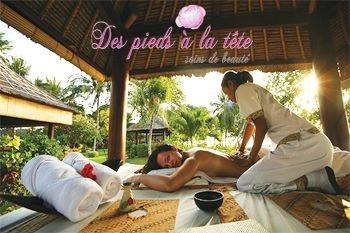 31€ au lieu de 70€ un Soin du corps entier Sensitive Gestalt, source de détente d'énergie et de bien-être avec Deals Guadeloupe