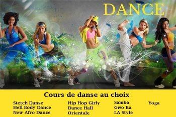10€ au lieu de 12€ un cours de danse au choix pour bouger, lâcher prise et apprendre à danser avec Deals Guadeloupe