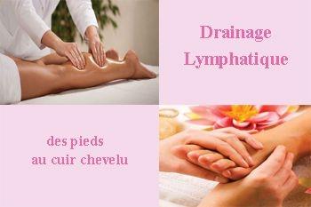 39€ au lieu de 90€ un Massage « Équilibrant » des pieds jusqu'au cuir chevelu - drainage lymphatique manuel sur Deals Guadeloupe