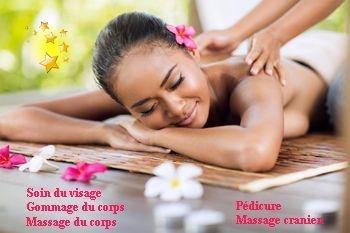 89€ au lieu de 199€ cinq soins douceurs avec la BOX HOLIDAY Visage, corps et pédicure esthétique avec Deals Guadeloupe