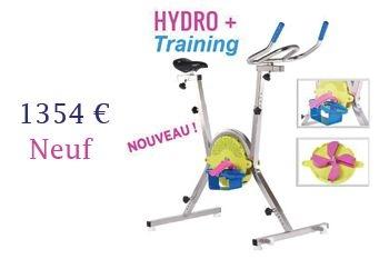 1354€ au lieu de 1690€ cet Aquabike neuf Hydro plus Training de Deals Guadeloupe