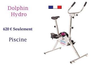 620€ au lieu de 1200€ cet Aquabike d'occasion Dolphin  Hydro de Deals Guadeloupe