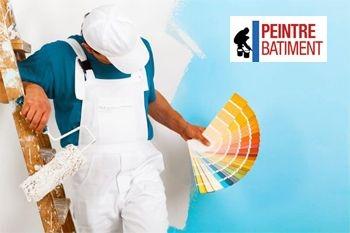 550€ au lieu de 750€ une rénovation peinture intérieure maison ou appartement - une exclusivité Deals Guadeloupe