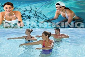 113€ au lieu de 181€ / nuit pour profiter de ce combiné Aquafitness ou Aquabike en amoureux pendant 4 jours – Ecolodge de luxe, piscine et vue mer avec Deals Guadeloupe