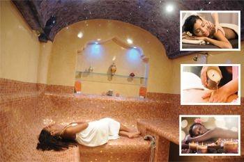 59€ au lieu de 180€ votre SPA Instant Bonheur, 3 soins du corps très relaxants dans un hammam oriental parfumé avec Deals Guadeloupe