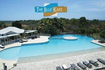 Passez une superbe journée avec un Buffet à volonté au restaurant The Blue Kafé – Cocktail offert - accès piscine à débordement