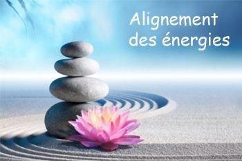Une séance d'alignement des énergies Vitales pour un mieux-être psychologique