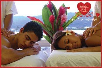 Venez en couple pour un massage relaxant duo zen à partager avec l'être aimé