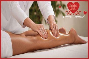 Un massage confort équilibrant pour mincir être belle et zen