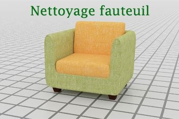 Guadeloupe - Le nettoyage impeccable de votre fauteuil 1 Place par un professionnel de Qualité sur Deals Guadeloupe  déplacement compris)