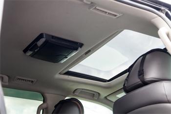 Les Abymes - Un tissu de  revêtement du ciel de toit pour votre Audi A5 ou Jaguar