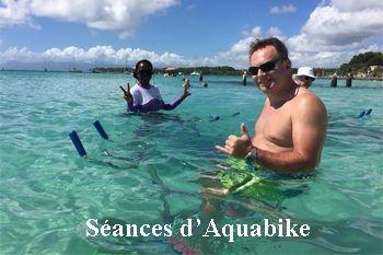 10 séances de sport et plaisir en aquabike avec Deals Guadeloupe