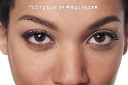 Un Peeling du visage pour un coup d'éclat qui vous apportera une peau rajeunit et détendue