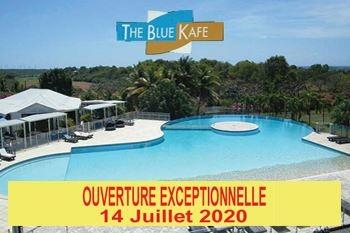 Saint françois - Ouverture Exceptionnelle le 14 juillet pour une superbe journée avec Buffet à volonté au Blue Kafé