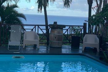 Deshaies – Séjour 3J/2N pour 6 Pers. dans un bungalow à partir de 158.70 € la nuit avec 2 repas dans un restaurant créole en bord de mer
