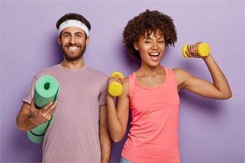 Un abonnement d'un mois de Fitness pour améliorer vos performances cardio-vasculaires et travailler votre silhouette et condition physique dans son ensemble