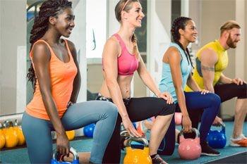 Perdez vos graisses sur le long terme avec un abonnement d'un mois en musculation