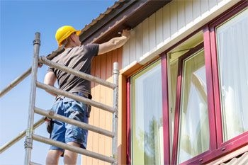 Guadeloupe - Forfait peinture Façade Bois à 15.80 €/m2 pour votre maison par un peintre professionnel qualifié