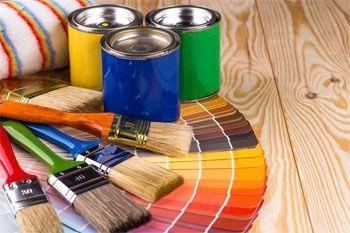 Forfait peinture intérieure en bois neuf à 13.80 €/m2 par un peintre professionnel qualifié