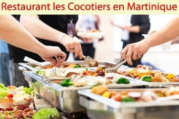 Martinique - Régalez-vous avec un menu complet et à volonté dans ce restaurant créole