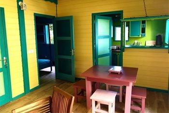 Deshaies – Séjour WE 3J/2N 2 Pers. à partir de 92,75€ / Nuit en bungalow et massage sensoriel du corps et réflexologie plantaire