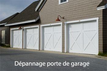 Offre dépannage ou entretien de votre porte de garage