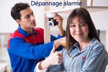 A domicile – Un dépannage exclusif de votre alarme de maison par un professionnel expérimenté