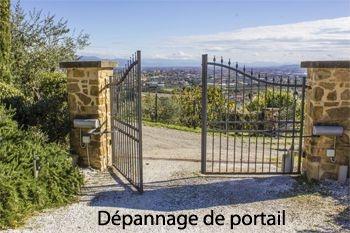 Bon Plan - Dépannage de votre portail ou portillon extérieur par un professionnel expérimenté