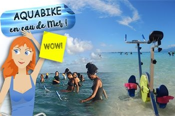 Aquabike sur Deals Guadeloupe