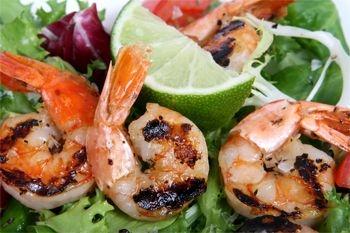 Deshaies - Un menu complet avec fricassée de ouassous pour deux dans un restaurant convivial